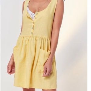 Cooperative over-size baby doll dress